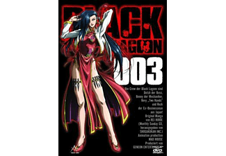 Black Lagoon - Vol. 3 - (DVD)