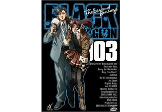 Black Lagoon: The Second Barrage - Staffel 2 - Vol. 3 - (DVD)