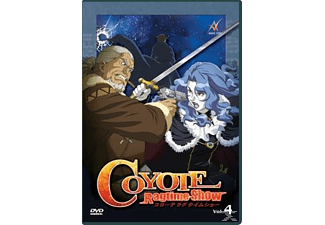 Coyote Ragtime Show - Vol. 4 - (DVD)
