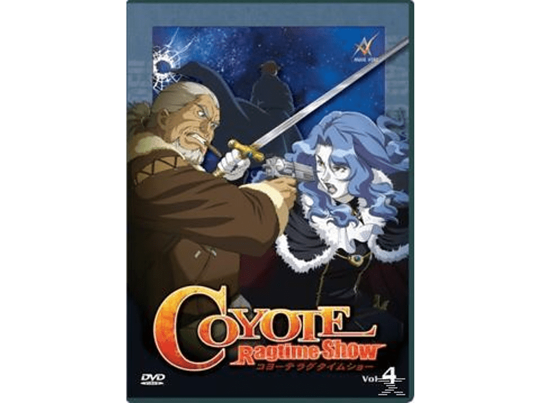 Coyote Ragtime Show - Vol. 4 [DVD]
