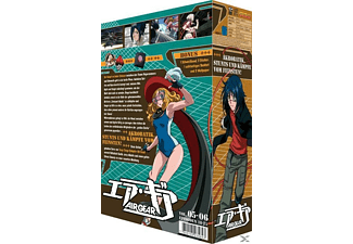 Air Gear - Vol. 5 - 6 - (DVD)