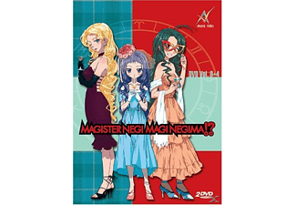 Magister Negi Magi Neo - Vol. 2 - (DVD)