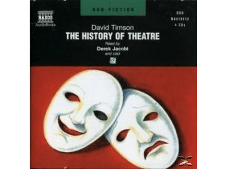 THE HISTORY OF THEATRE - (CD)