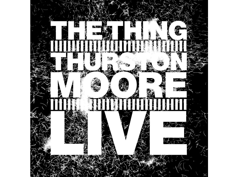 The Thing, Thurston Moore - Live [CD]