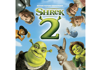 VARIOUS - Shrek 2 - (CD)
