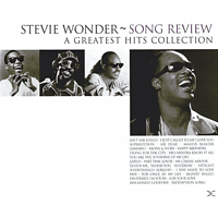Stevie Wonder - Song Review-A Greatest Hits Collection [CD]