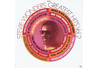 Stevie Wonder - Greatest Hits Vol.2 - (CD)