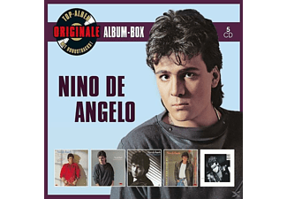 Nino De Angelo - Originale Album-Box - (CD)