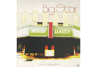 Big Star - Live In Memphis - (Vinyl)