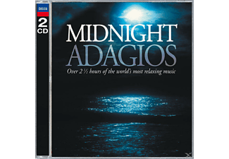 VARIOUS - Midnight Adagios - (CD)