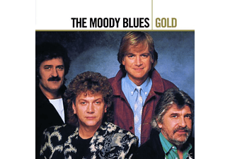 The Moody Blues - GOLD - (CD)