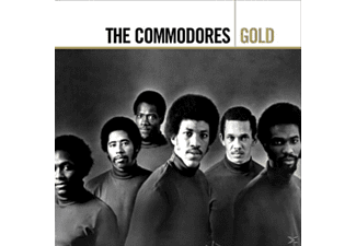The Commodores - Gold - (CD)