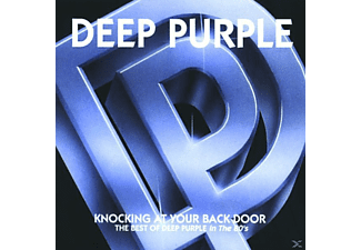 Deep Purple KNOCKING AT YOUR BACK Rock CD