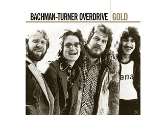 Turner Overdrive, Bachman-Turner Overdrive - GOLD - (CD)