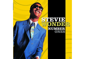 Stevie Wonder - Number Ones [CD]