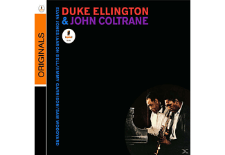 John Coltrane, Ellington, Duke / Coltrane, John - John Coltrane & Duke Ellington - (CD)