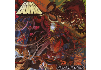 Gama Bomb - Citizen Brain - (CD)