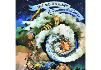 The Moody Blues - A Question Of Balance (Remastered) - (CD)
