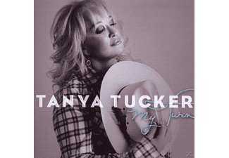 Tanya Tucker - My Turn - (CD)