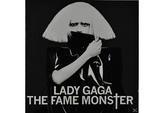 Lady Gaga The Fame Monster Pop CD