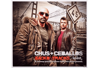 Ceballos - Back On Tracks [CD]