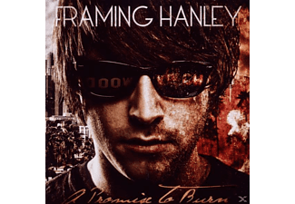 Framing Hanley - A Promise To Burn - (CD)