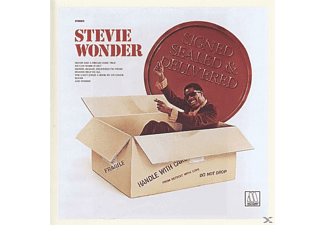 Stevie Wonder - Signed, Sealed And Delivered (Re-Release) - (CD)