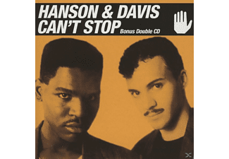 Hanson And Davis - Can't Stop - (CD)