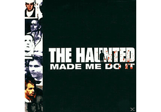 The Haunted - The Haunted Made Me Do It - (CD)