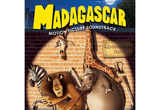 VARIOUS, OST/VARIOUS - Madagascar - (CD)