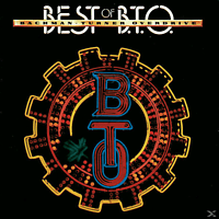 Turner Overdrive, Bachman-Turner Overdrive - Best Of B.T.O [CD]