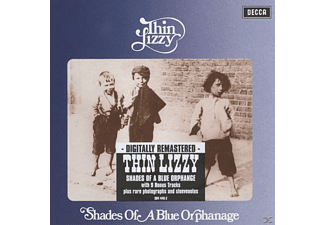 Thin Lizzy - SHADES OF A BLUE OROHANAGE (REMASTERED+EXPANDED) - (CD)
