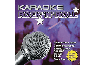 VARIOUS - Rock 'n' Roll Karaoke - (CD)