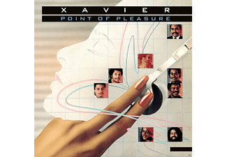 Xavier - Point Of Pleasure [CD]