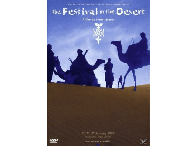 VARIOUS - THE FESTIVAL IN THE DESERT 2003 [DVD]