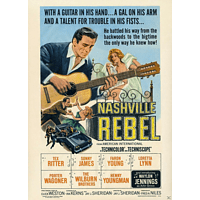 VARIOUS - NASHVILLE REBEL [DVD]