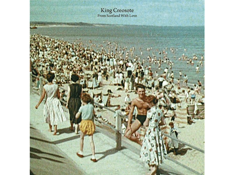 King Creosote - From Scotland With Love (Lp+Mp3) [LP + Download]