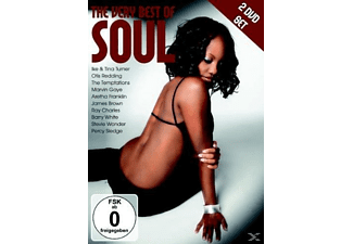 VARIOUS - The Very Best Of Soul - (DVD)