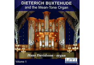 Davidsson Hans - Buxtehude Organ Works Vol.1 - (CD)