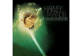 Harvey Mandel - Righteous [Vinyl]
