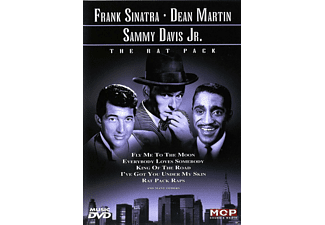 Frank Sinatra, Dean Martin, Sammy Davis Jr. - THE RAT PACK - (DVD)