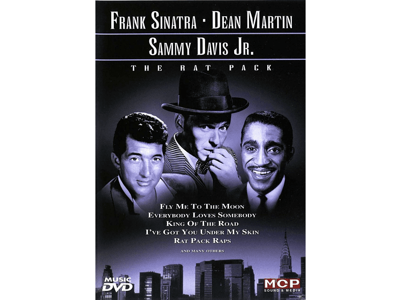 Frank Sinatra, Dean Martin, Sammy Davis Jr. - THE RAT PACK [DVD]