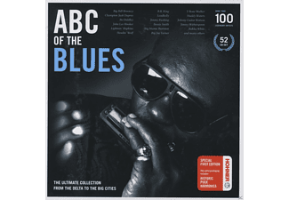 VARIOUS - Abc Of The Blues - (CD)