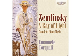 Torquati Emanuele - A Ray Of Light - Complete Piano Music - (CD)