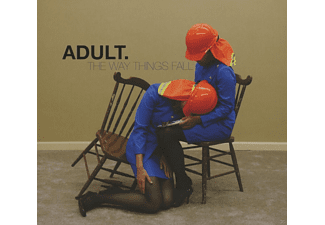 Adult - The Way Things Fall - (CD)