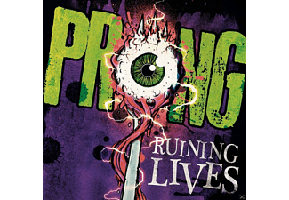 Prong - Ruining Lives - (CD)