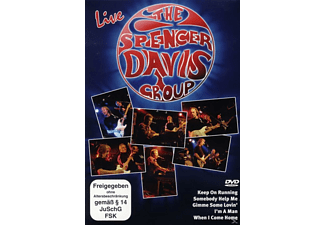 The Spencer Davis Group - The Spencer Davis Group - Live - (DVD)