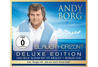 Andy Borg - Blauer Horizont - Deluxe-Edition [CD + DVD Video]