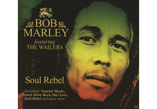 Bob Marley & The Wailers - Soul Rebel - (CD)