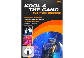 Kool & The Gang - LIVE FROM CHICAGO - (DVD)